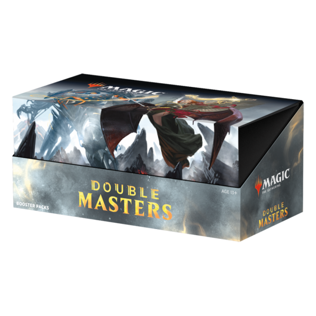 Double Masters Booster Box English