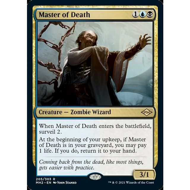 Master of Death - Modern Horizons 2 - English - 205