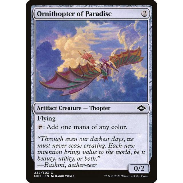 Ornithopter of Paradise - Modern Horizons 2 - English - 232