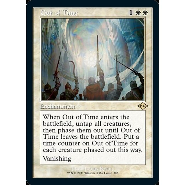 Out of Time - Modern Horizons 2 - English - 383