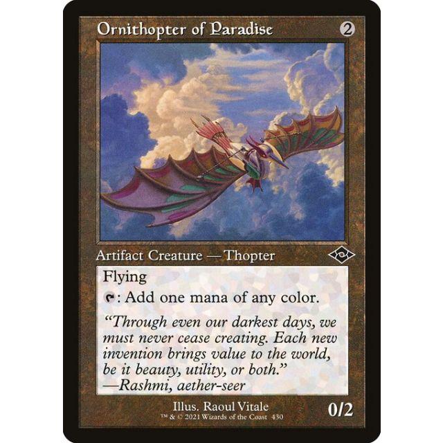 Ornithopter of Paradise - Modern Horizons 2 - English - 430