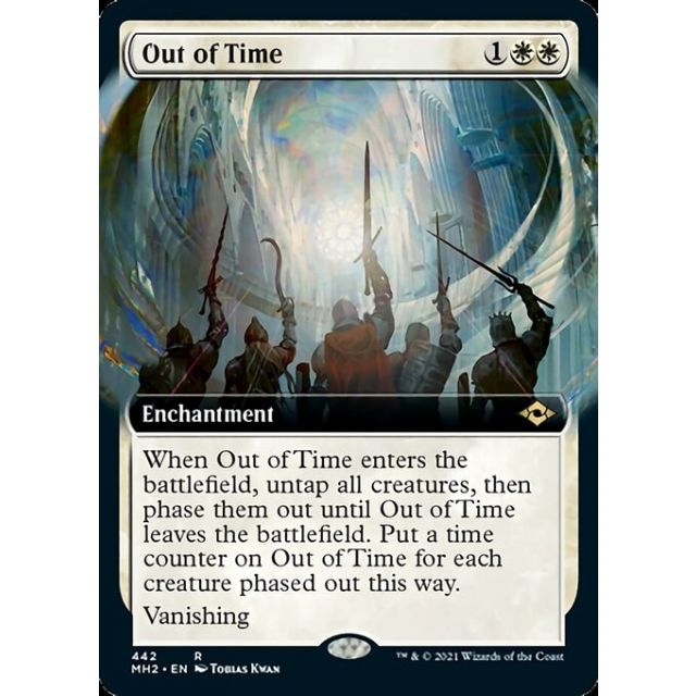 Out of Time - Modern Horizons 2 - English - 442