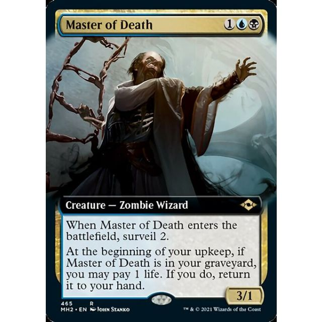 Master of Death - Modern Horizons 2 - English - 465