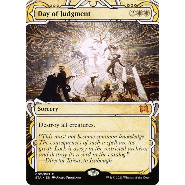 Day of Judgment - Strixhaven Mystical Archive - English - FOIL - 2