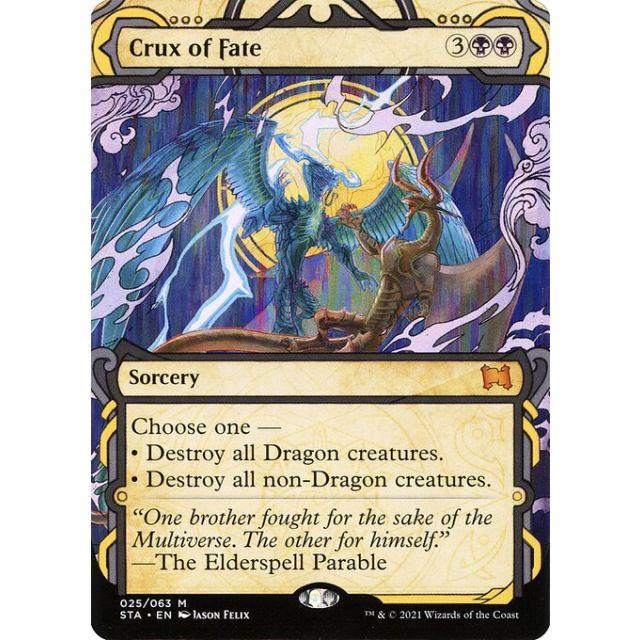 Crux of Fate - Strixhaven Mystical Archive - English - FOIL - 25