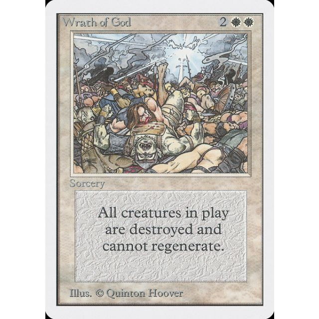 Wrath of God - Unlimited Edition - English - 46