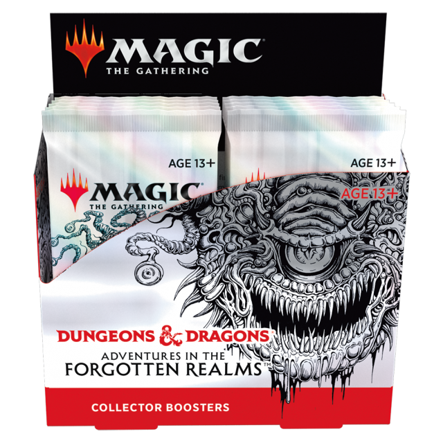 Adventures in the Forgotten Realms Collector Booster Box English