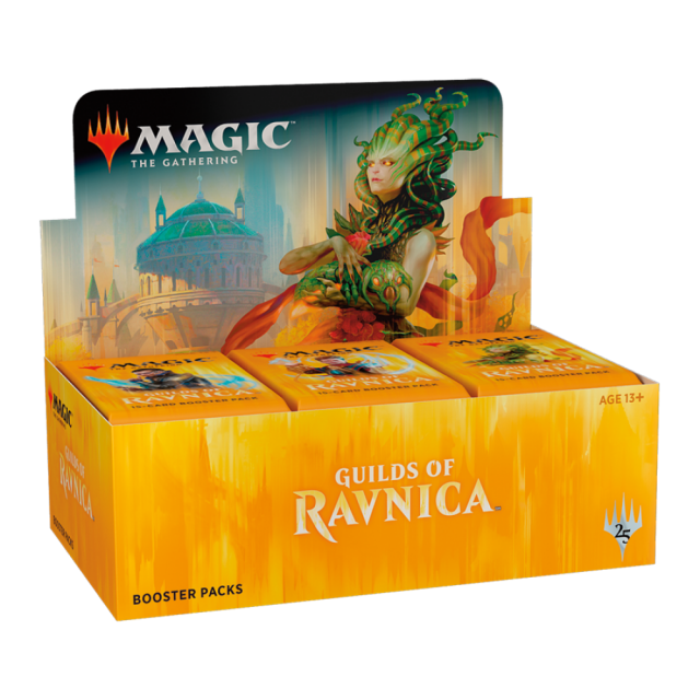Guilds of Ravnica Booster Box English