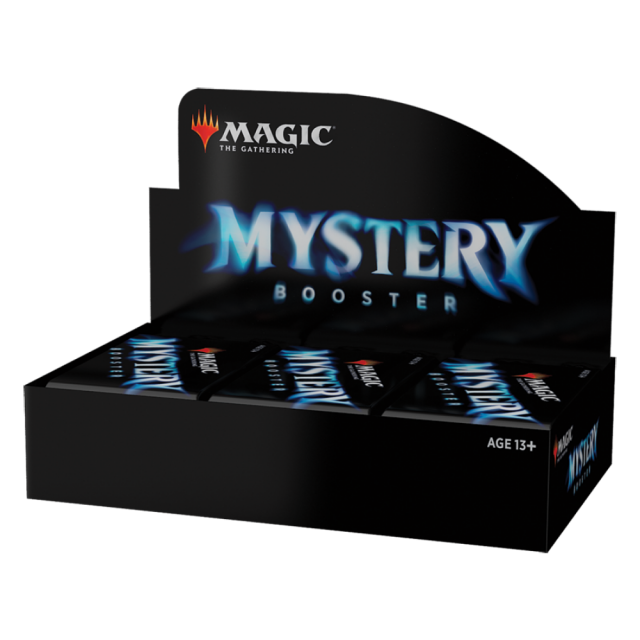 Mystery Booster Box (Retail Edition) English