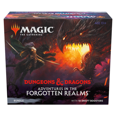 Adventures in the Forgotten Realms Bundle English